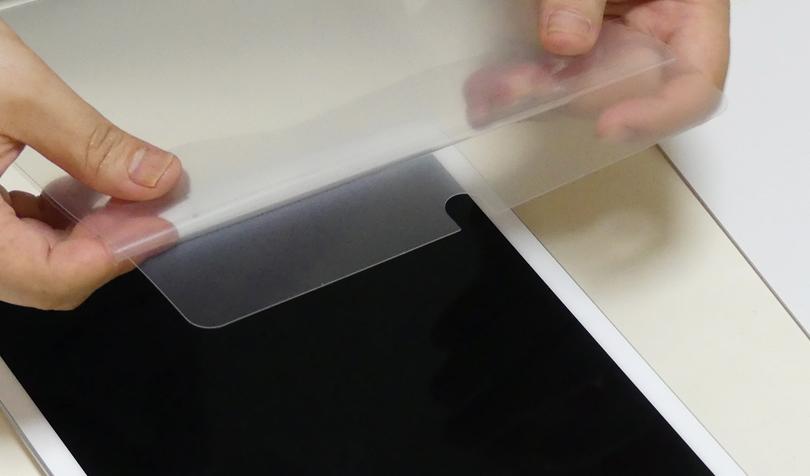 フィルムの透明度