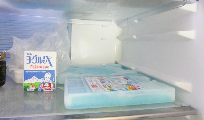 冷蔵庫の保冷剤3