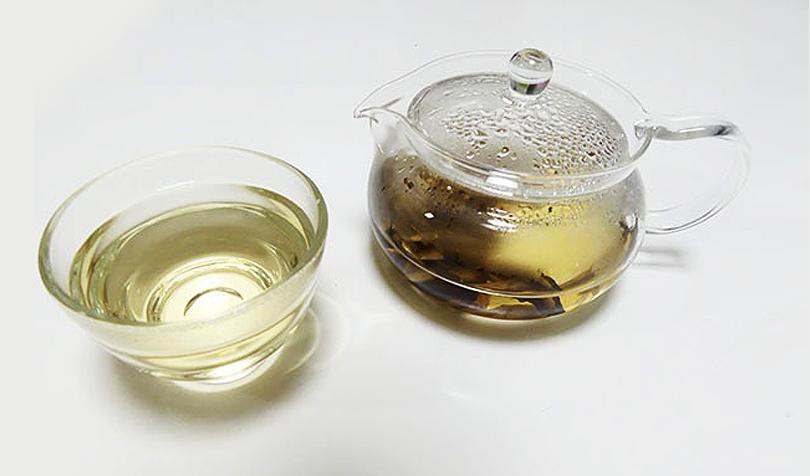 ごぼう茶の完成