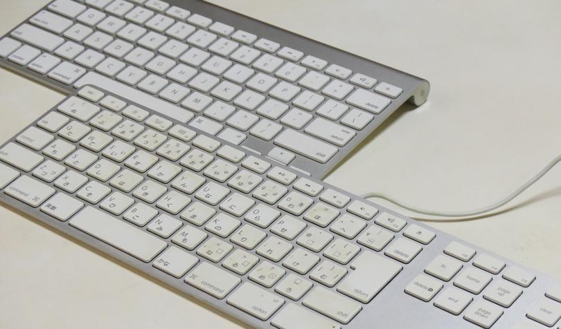 Mac純正キーボード
