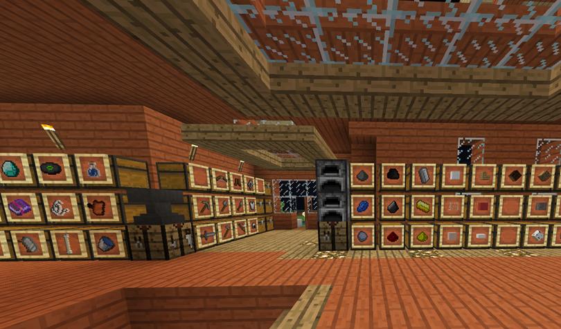アカシアの倉庫
