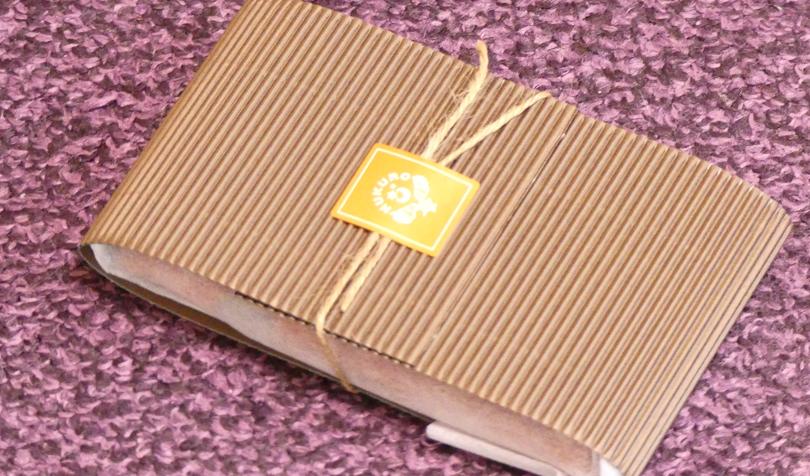 HUKUROのパッケージ