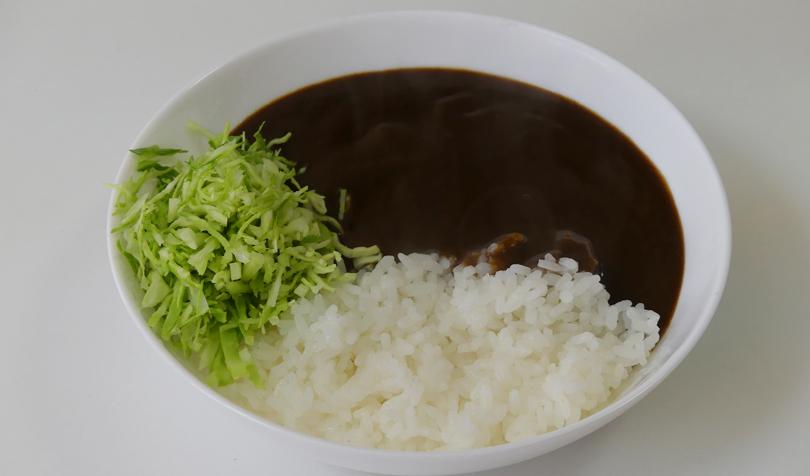 アパ社長カレーの食レポ