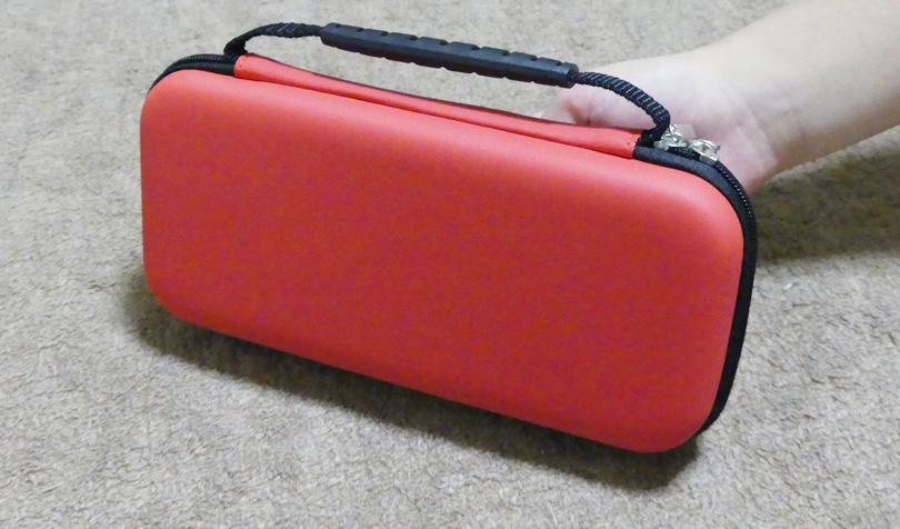 アクセサリー付保護バッグ