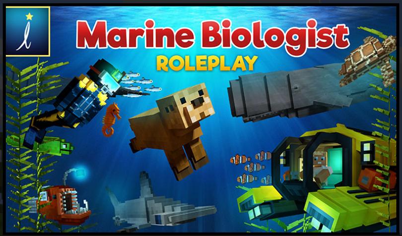 海洋生物学者ロールプレイ